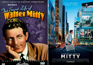 1947 and 2013 film posters